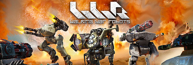 walking war robots unlimited gold and silver